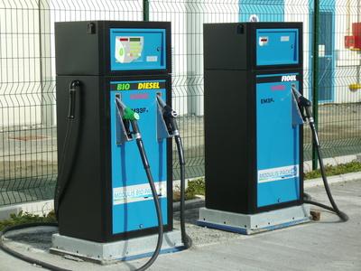 station-service biocarburant d'erla technologies du CDA de la rochelle -- Cliquez pour voir l'image en entier