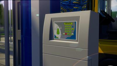 boitier module de controle station portique de lavage poids lourds, vl, bus erla technologies epack -- Cliquez pour voir l'image en entier