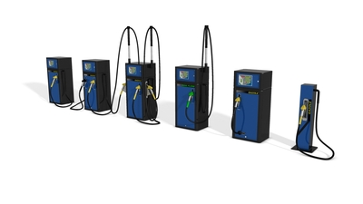 gamme volucompteurs carburant avec automate intégré modulis epack erla technologies -- Cliquez pour voir l'image en entier
